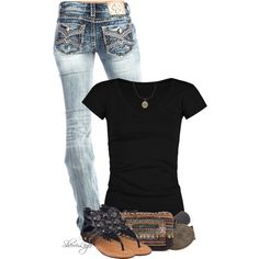 """""""Untitled #1108"""" by sherri-leger on Polyvore"""