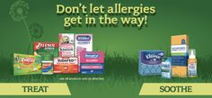 $20 Visa Gift Card w/ Allergy Product Purchases = Better than FREE at Walmart & ShopRite!