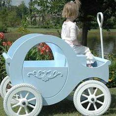Custom Cinderella Wagon