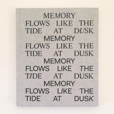 Memory Flows Like th