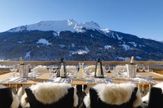 Chalet Chesa Falcun - The finest ski chalet in Klosters