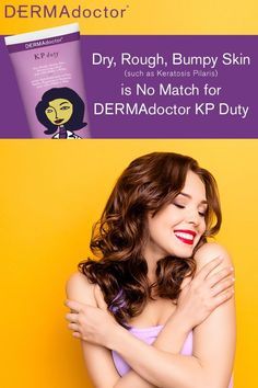 KP Duty takes body skincare to the next level by providing your skin with both exfoliation and hydration. A patented blend of AHAs, BHA, urea and green tea plus PHAs help to chemically exfoliate dry, rough skin to reveal a smooth, healthy complexion. While 8 essential ceramides, skin lipids and soothing botanicals protect and moisturize to replenish dry, sensitive, challenged Beauty News, Diy Beauty, Beauty Skin, Glow Skin, Dry Skin, Dermatologist Skin Care, Skin Bumps, Skin Spots, Best Skincare Products