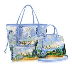 Louis Vuitton - Van Gogh -- SWOON! I'm IN LOVE with this collection!