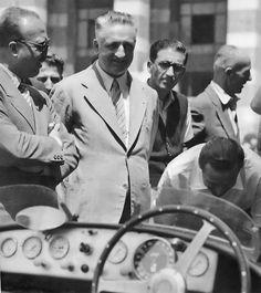 1947 Enzo Ferrari Mille Miglia