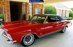1965 Buick Riviera GS!