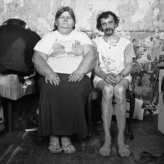 Juanita and Albert, Antwerpen, 2003 / © Stephan Vanfleteren
