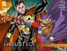 Weird Science: Injustice: Year Three #12 Review