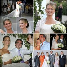 R4R: Wedding of Prince and Princess Nikolaos of Greece, in Spetses, Greece, on August 25, 2010.