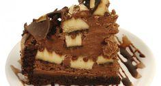 torta-de-plátano y chocolate-