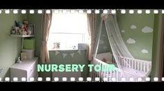 Baby Boy nursery tour video