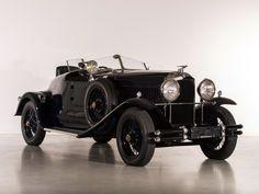 1928 Vauxhall R-Type 20/60 Hurlingham Speedster