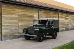 // Land Rover Serie 1