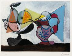 Pablo Picasso Nachbericht: Auktionshaus Stahl - Auktionen in Hamburg