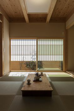 Classic Features Of Japanese Houses - HomyBuzz Modern Japanese Interior, Japanese Style House, Traditional Japanese House, Japanese Interior Design, Japanese Modern, Japanese Design, Japanese Architecture, Interior Architecture, Tatami Room