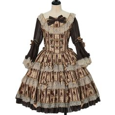 Worldwide shipping available ♪ Metamorphose Royal ornament trumpet sleeve Tiered dress Https://www.wunderwelt.jp/en/products/w-21408  IOS application ☆ Alice Holic ☆ release Japanese: https://aliceholic.com/ English: http://en.aliceholic.com/