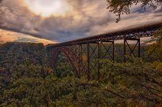 New River Gorge, West Virginia | Curtis Warwick