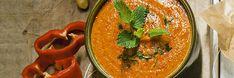 Paprika pesto receptünkért látogass el weboldlaunkra. Paprika Pesto, Izu, Thai Red Curry, Ethnic Recipes, Food, Essen, Meals, Yemek, Eten