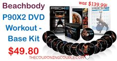 WOW! Time to get BEACHBODY ready! The P90X2 DVD Workout Base Kit is only $49.80! BEST PRICE AROUND! Was $139.99!  Click the link below to get all of the details ► http://www.thecouponingcouple.com/p90x2-dvd-workout-base-kit/ #Coupons #Couponing #CouponCommunity  Visit us at http://www.thecouponingcouple.com for more great posts!