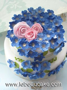 Morning Glory Cake