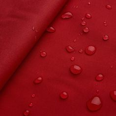 Cordura® Light - rot #Stoff #Outdoor #Wasserabweisend #Aktivstoffe #Nähen #DIY