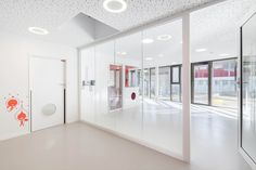 Gallery of Student Housing and Nursery for Paris / VIB Architecture - 14