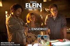 Este es el Fin - Sony Pictures Colombia - @cineencolombia - @Sonja Champness Pictures Colombia - www.sonypictures.com.co - facebook.com/sonypicturescol