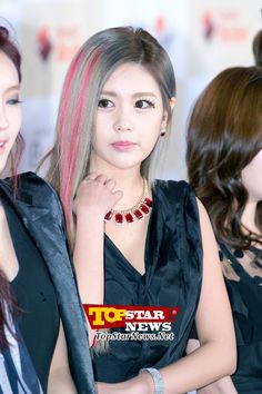 T-ara's Qri, 'Cutie pretty like her name'… Red carpet of the 2012 Melon Music Awards [KPOP PHOTO]