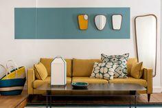 Un projet déco par Sarah Lavoine | décoration, design, Sarah Lavoine. Plus d'articles sur magasinsdeco.fr/