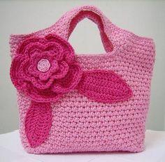 como hacer bolsas de tejido - Google Search