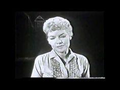 Patti Page - say something wonderful (1958) - YouTube