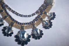 Cleo necklace by Rumer of London