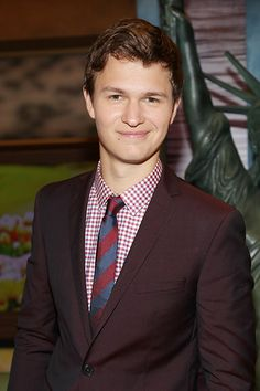 Ansel Elgort I could look at him all day Ansel Elgort, Beautiful Celebrities, Gorgeous Men, Beautiful People, Crooked Smile, Baby Driver, The Fault In Our Stars, Famous Faces, Celebrity Crush