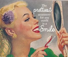 Your prettiest accessory is your smile. LIKE us on Facebook for more! www.facebook.com/ThePrettyGirlsLife