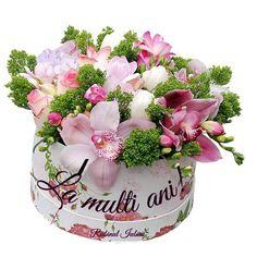 Flower Arrangements, Planter Pots, Box, Google, Floral Arrangements, Snare Drum