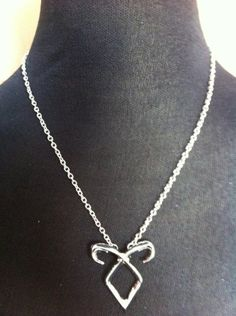 Angelic Power Rune Necklace Inspired by The Mortal Instru...
