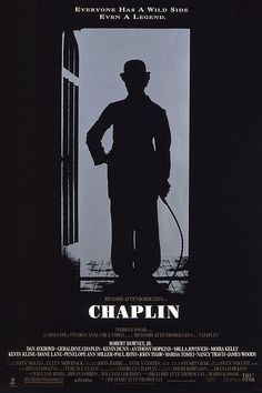 Chaplin is a 1992 biographical film about the life of British comedian Charlie Chaplin. It was produced and directed by Richard Attenborough and stars Robert Downey, Jr., Marisa Tomei, Dan Aykroyd, Penelope Ann Miller, and Kevin Kline. It also features Geraldine Chaplin in the role of her own paternal grandmother, Hannah Chaplin.