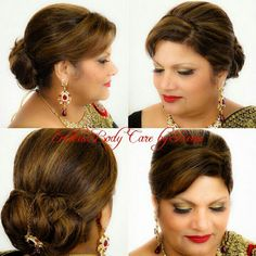 Hair and makeup by Renu Sharma  Kikis Body Care