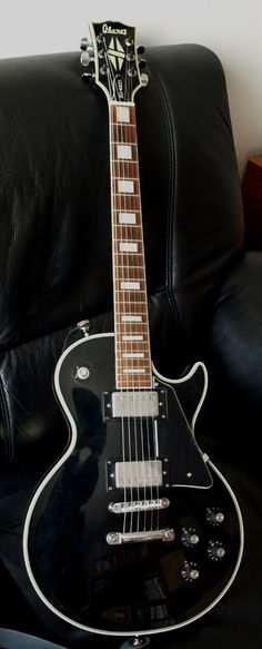 Ibanez Les Paul Custom 1973 year