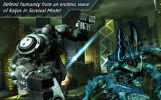 """Pacific Rim for Android Update Adds New """"Romeo Blue"""" Jaeger Pacific Rim, Legendary Pictures, Game Info, Game Update, Survival Mode, Latest Games, Comic Sans, Game App, Microsoft Windows"""