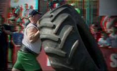 STRONGMAN 3D  Strongman 3D is the world's first Strongman competition recorded in stereoscopic 3D. Hereunder you will discover the stereoscopic trailer published on August 14, 2012.
