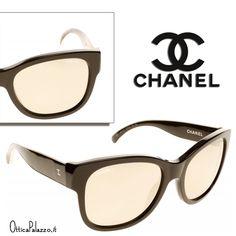 Occhiali da sole Chanel, gli occhiali dal design più raffinato.  #sunglasses #chanel #eyewear #summer #ss2014 #occhiali