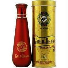 Beverly Hills 90210 Gold Jeans By Torand Edt Spray 3.4 Oz