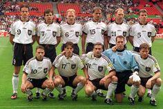 Tuyển Cộng Hòa Liên Bang Đức vô địch giải bóng đá  Châu Âu năm 1996
