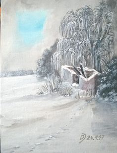 Malkurs für Acrylfarben online - painting course for acrylic colors online