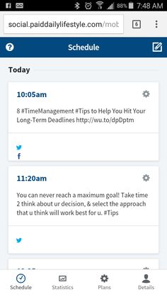 All scheduled out until November: http://wu.to/AI0uBL #socialmedia #automation #branding #post #Tips