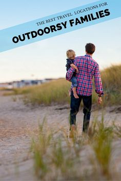 No family vacation is as rewarding as the one that delivers outdoor activities, breath-taking beauty, and nature exploration all in one! Click through for the best US locations for outdoorsy families this year.