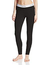 Calvin Klein Women's Modern Cotton Legging: These modern cotton, pajama pants feature a stylish, straight leg fit and an elastic waistband with iconic Calvin Klein logo. Legging Outfits, Leggings Fashion, Active Wear For Women, Suits For Women, Clothes For Women, Leggings Mode, Black Leggings, Clothing Store Design, Thing 1