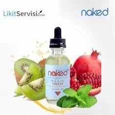 Naked Likit Çeşitleri Fiyat Avantajı ile Likitservisi.com Vodka Bottle, Berry, Frozen, Amazing, Food, Bury, Meals, Yemek, Eten