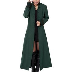 Long trench coat is a superb looking winter coat available at lower price in eye catchy shades like red, black, white, beige, cream and so on. I can also help you to get a best shade of coat that matches with your personality in cold weather season. www.trench-coats.org.uk/long-trench-coat.html