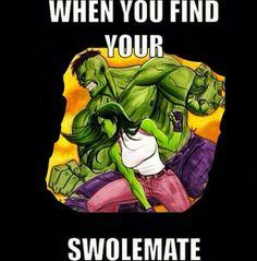 Gym | Soul Mate | Hulk | She Hulk